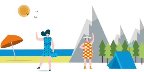 5 Top-Outdoor-Ziele für deinen nächsten Ausflug mit #zeroemptyseats!
