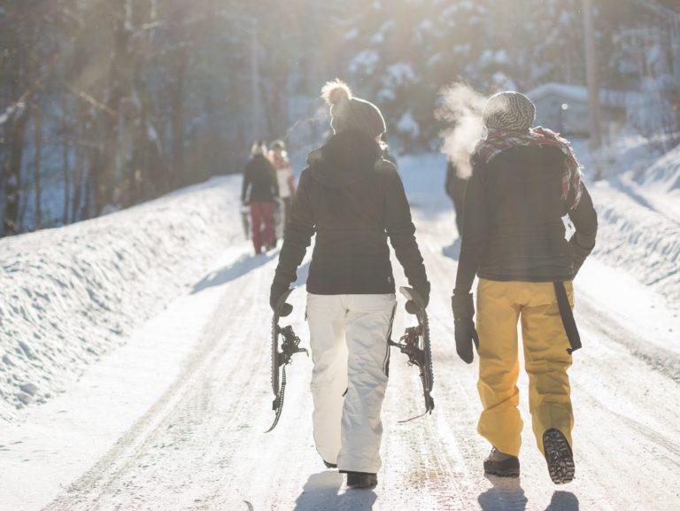 Mitfahren ins Skigebiet – die Mitfahrgelegenheit zum Skifahren