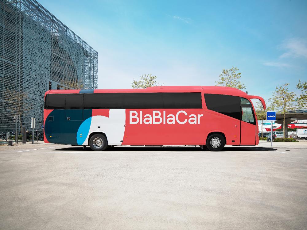 BlaBlaCar mit gesamtem Busnetzwerk zurück in Deutschland