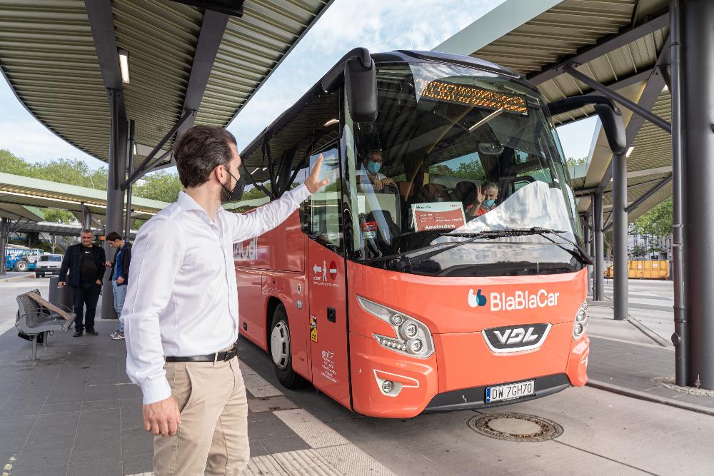 BlaBlaCar startet neues Netzwerk in Deutschland