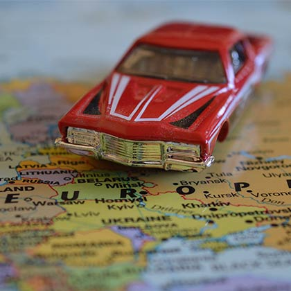 BlaBlaCar in Europa