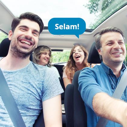 BlaBlaCar Lancering Turkije