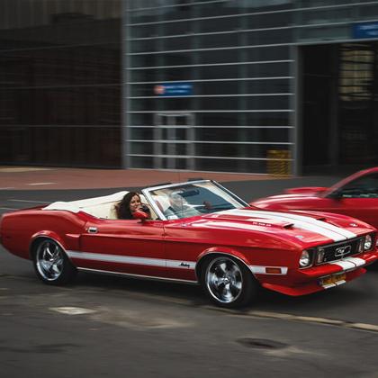 Wymarzony Mustang – relacja Emilki