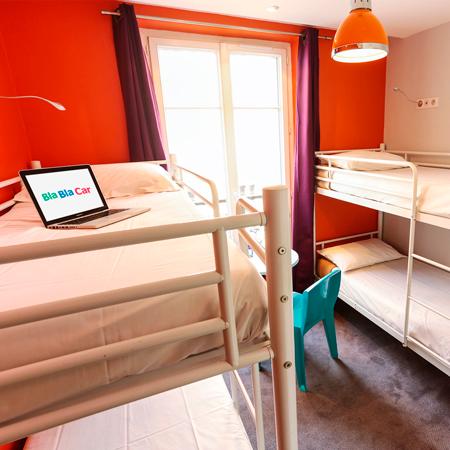 Скидки в хостелах и отелях для пользователей BlaBlaCar