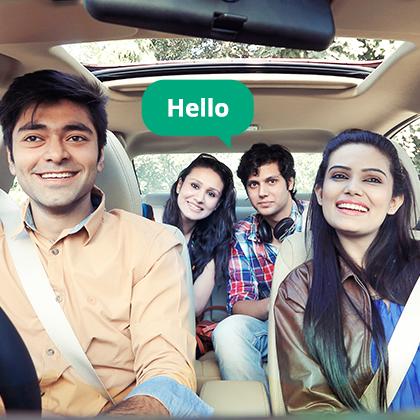 BlaBlaCar lancering India