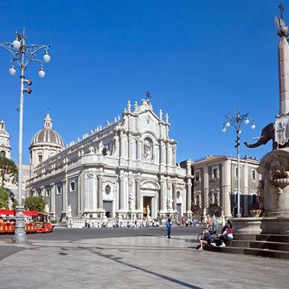 Una visita alle città: Tesori d'Italia – Catania