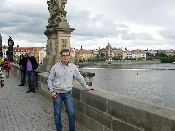 Михаил Рябков: раздвоение Павла в Питере
