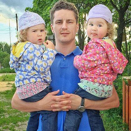 Дмитрий Кирьянов: интересные люди на BlaBlaCar