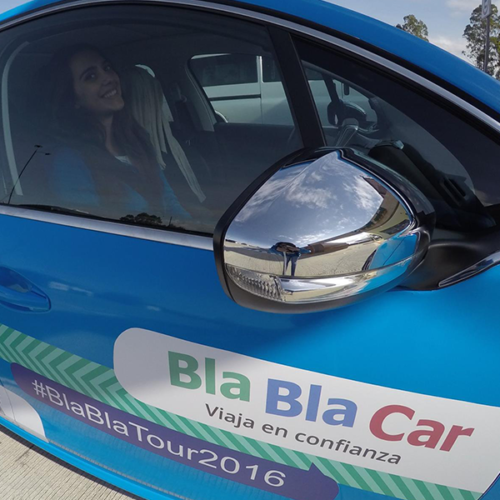 Detalle a detalle: Primer BlaBlaTour de México