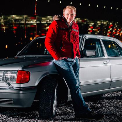 Opowieści samochodowe – Tomek