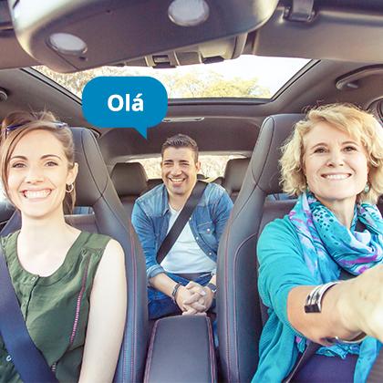 BlaBlaCar Carpool Lancering Brazilië