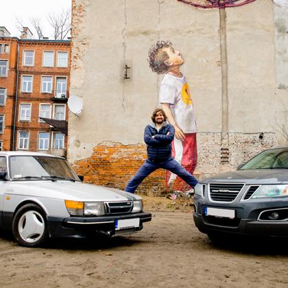 Opowieści samochodowe – Rafał