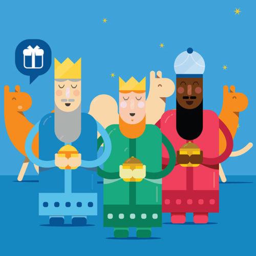 Cabalgatas de Reyes por el mundo