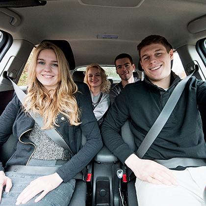 BlaBlaCar в Чехии и Словакии