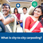 What is city-to-city carpooling?