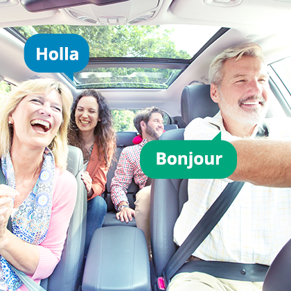 BlaBlaCar Carpool Lancering in België