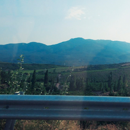 Путешествия «только на машине»