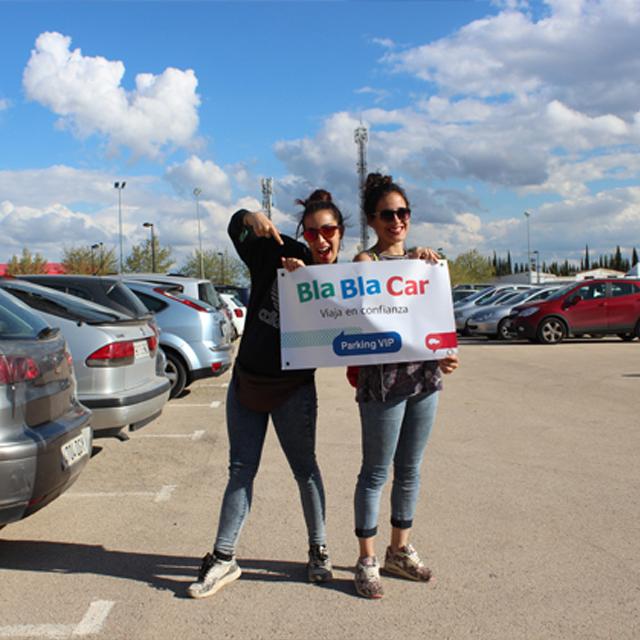 Con BlaBlaCar, ¡el festival empieza en el viaje!