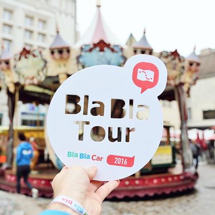 BlaBlaCar telekocsi talalkozo 2016