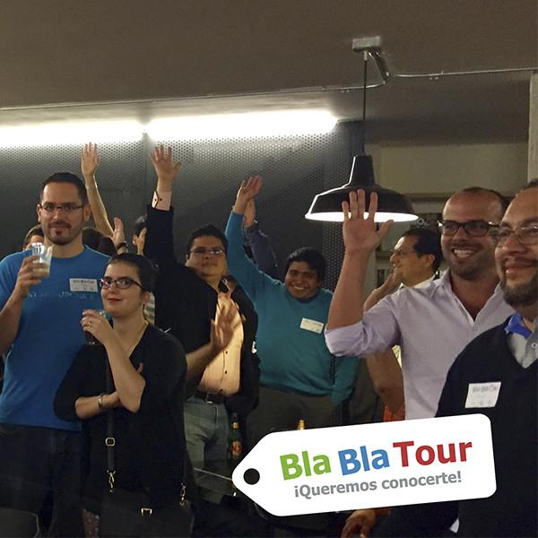 Llegó el BlaBlaTour 2015