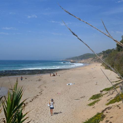 Punta Paloma, una de las mejores playas de Tarifa