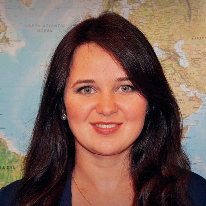 Александра Наслин: в европейские страны с попутчиками