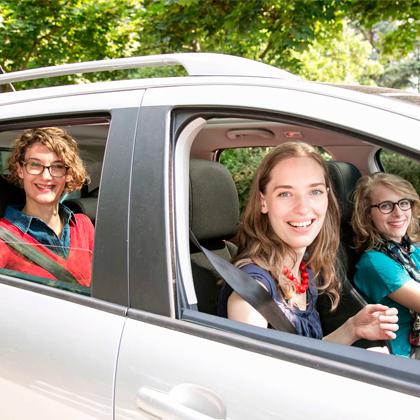 Бронирование поездок на BlaBlaCar