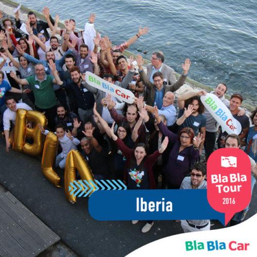 Foto de Grupo en el BlablaTour