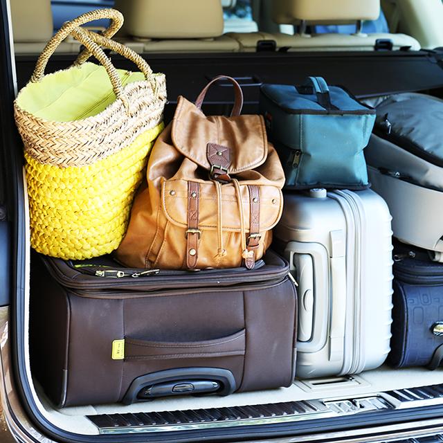 3 tipos de maleta y la mejor para tu BlaBlaCar