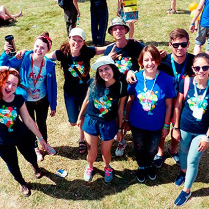 Волонтеры BlaBlaCar о летних фестивалях