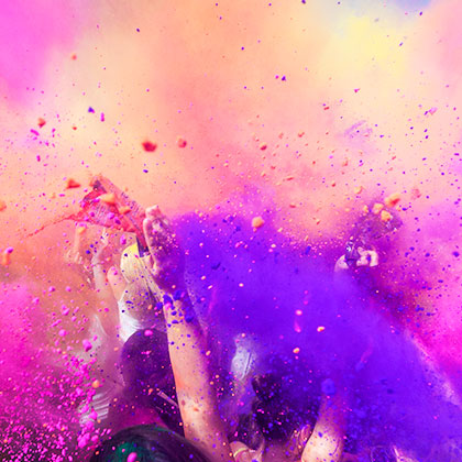 Top 3 Destinations for Holi in India
