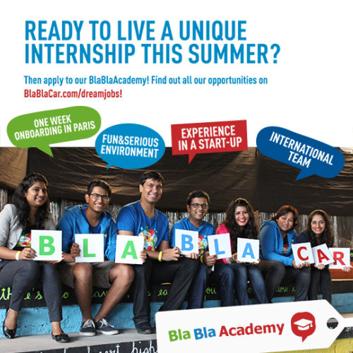 The coolest internship is back!