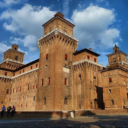 Come arrivare a Ferrara Sotto Le Stelle 2016