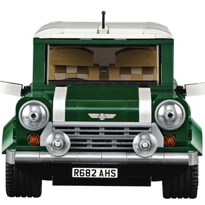 Samochody z LEGO