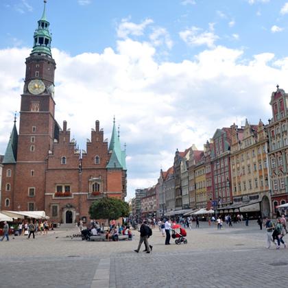 Rusz się na weekend! (6): Wrocław