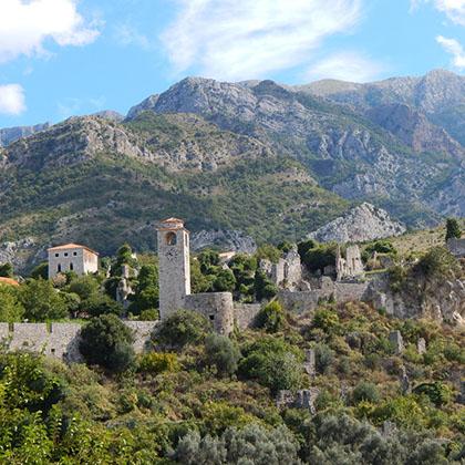 Czarnogóra w tydzień