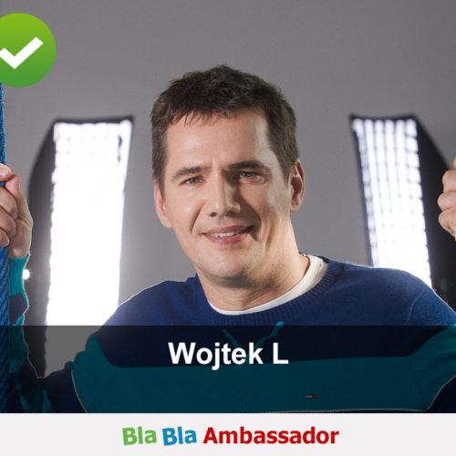 Ambasador miesiąca – Wojtek