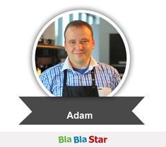 BlaBlaStar – Adam