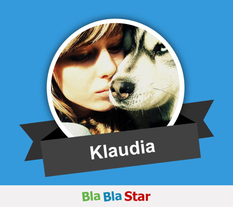 BlaBlaStar – Klaudia