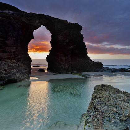 Playas de España: el Océano Atlántico, escapada con BlaBlaCar