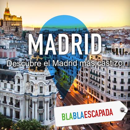 ¡De verbenas por Madrid!