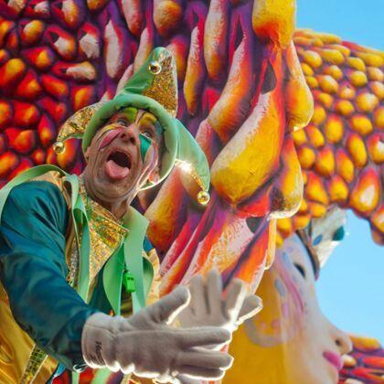 ¡Prepara tu disfraz y vámonos de Carnaval!