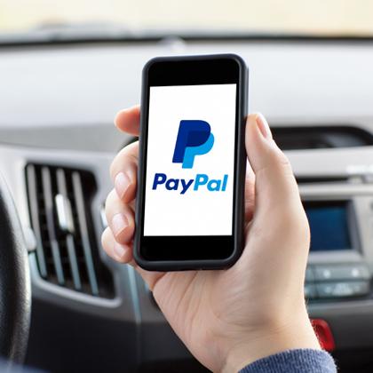 PayPal ya está disponible