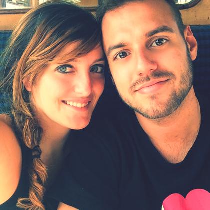 Especial San Valentín: Laura y Dani