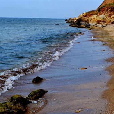 Десяток пляжних курортів України, де можна вдосталь накупатись