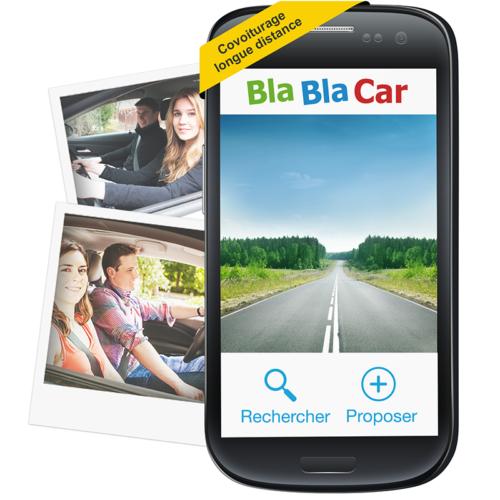 Appli de covoiturage : Téléchargez la nouvelle version de BlaBlaCar