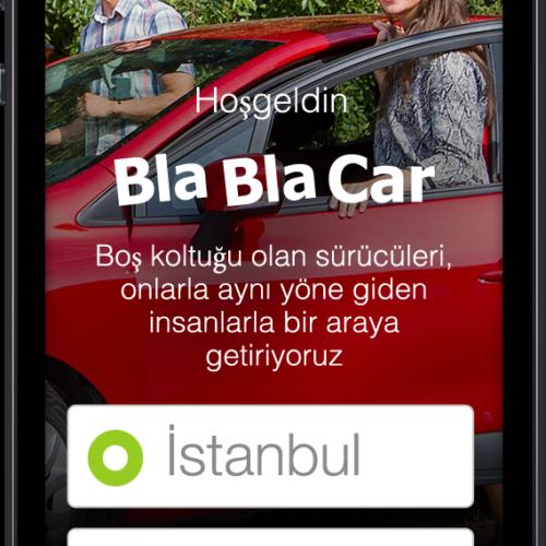 BlaBlaCar arrive en Turquie !