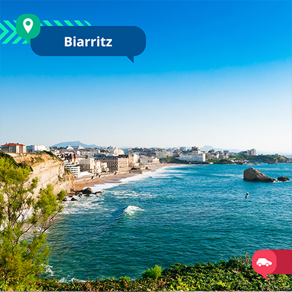 Destination Biarritz