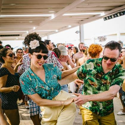 Summer Jamboree 2016: condividi un tuffo negli anni '50!