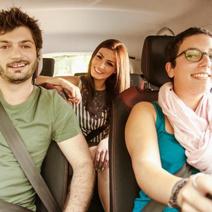 System rezerwacji w BlaBlaCar